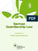 German Guardianship Law