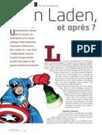 Nexus 75 - Géopolitique - Ben Laden, Et Après Par Alexis Kropotkine (Juil 2011)