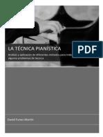Funesmartin La Tecnica Pianistica