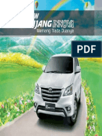 Kijang Innova Grand New Mi Aug 2013 Catalogue