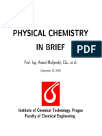 Physical Chemistry in Brief (Knjiga)