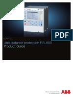 1MRK506328-BEN - En Product Guide Line Distance Protection REL650 IEC