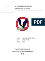 Proteomic Report