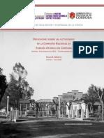 HUGO MARTIN ATOMICA CORDOBA TEXTO REFLEXIONES SOBRE ACTIVIDADES DE LA CNEA EN CORDOBA REVISION 1
