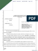 DeMarco v. Rossi et al - Document No. 4