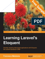 Learning Laravel's Eloquent - Sample Chapter