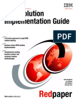 BPM Solution Implementation Guide