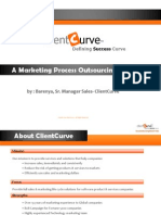 ClientCurve Infosystems Services Overview 2014