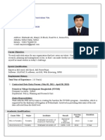 Ranjan Kumar Ghosh CV
