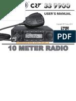 Manual Crt Ss9900 Eng
