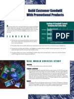 Build Customer Goodwill With Promotional Products_SaleTool