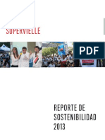 Reporte Supervielle 2013
