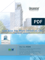M3M Urbana Business Park- Sector 67- Gurgaon- 9650129697