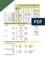 Tabela de Calculo Direto de Estacao de Tratamento de Esgoto Gabriel Kent