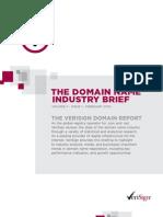 Domain Name Report Feb10