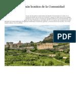 15 Lugares Comunidad Valenciana