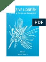 InvasiveLionfishGuide GCFI SpecialPublicationSeries Number1 2012
