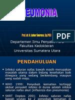 Bahan Kuliah Pneumonia 2006