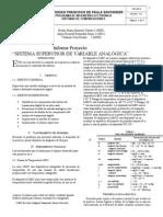 Informe Sistemas de Comunicacion