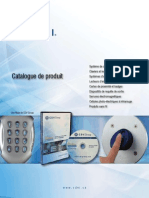 CDVI Catalogue Fr