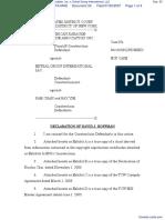 North American Karaoke-Works Trade Association, Inc. v. Entral Group International, LLC - Document No. 53