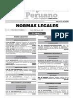 Boletín 27-07-2015 Normas Legales TodoDocumentos.info