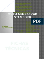 moto generador stamford