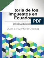 HISTORIA DE LOS IMPUESTOS EN ECUADOR-Quito-publicado.pdf