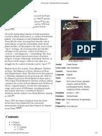 Dune (Novel) - Wikipedia, The Free Encyclopedia