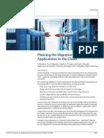 Migration of Enterprise Apps to Cloud White Paper