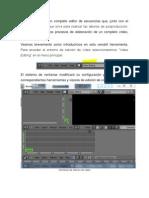 Edicion de Video en Blender
