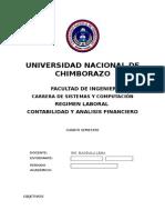 Jornads de trabajo Ecuador