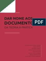 Dar Nome Aos Documentos
