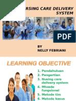 3. Nursing Care Delivery