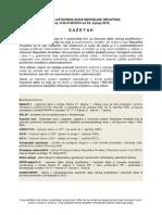 Sažetak Odluke Br. u III 4149 2014