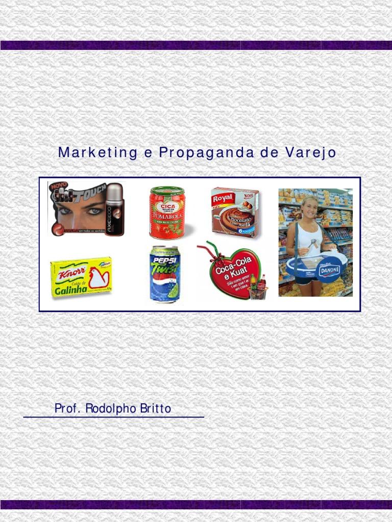 31f66655e Marketing e Propaganda de Varejo - Apostila fev-10