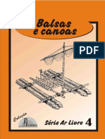 Balsas e canoas Vol 4