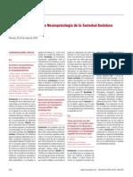 VI Congreso Andaluz de Neuropsicología de La Sociedad Andaluza de Neuropsicología. Comunicaciones