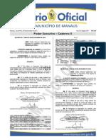 Lei Municipal BPC 331-12