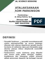 Penatalaksanaan Sindrom Parkinson