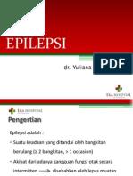 Epilepsi Dr. Yuliana