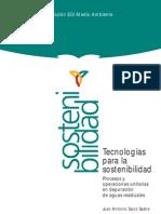 Tecnologías Para La Sostenibilidad . Juan Antonio Sainz Sastre