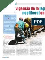 La Vigencia de La Legislación Neoliberal en Bolivia (2012 - Petropress # 28)