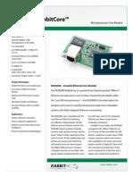 Rabbit 3000 Core Develpment Kit