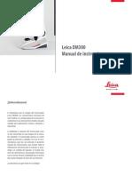 Leica DM300 Manual ES