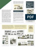 Indiana History Prints Brochure