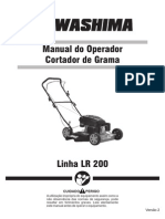 Manual Cortador de Grama Linha LR 200_V2