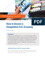 How to Secure a Competitive US Economy