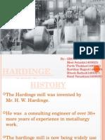 Hardinge Mill Final