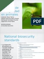 Protocolos Bioseguridad Animales Geneticamente Modificados